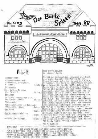 Bunter Spleen 03 - 1988-12